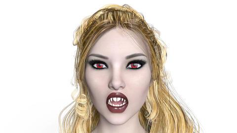 Vampire CG動画