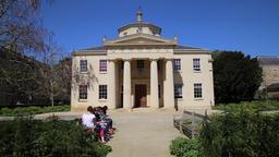 The Library Downing College Cambridge Cambridgeshire UK 2 GIF