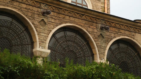 Church of Saint Nedelya in Sofia, Bulgaria, sightseeing, places of interest Live Action