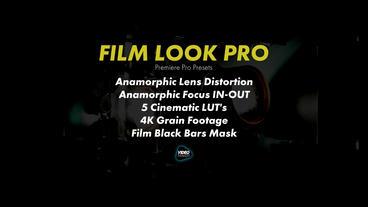 Film Look Pro Premiere Pro Preset