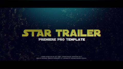Star Trailer Premiere Proテンプレート