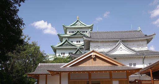 Nagoya castle Live Action