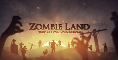 Zombie land Motion Graphics Template