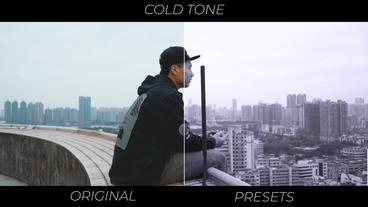 Action Color Presets Premiere Pro Template