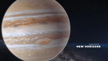 Solar System Titles Premiere Pro Template