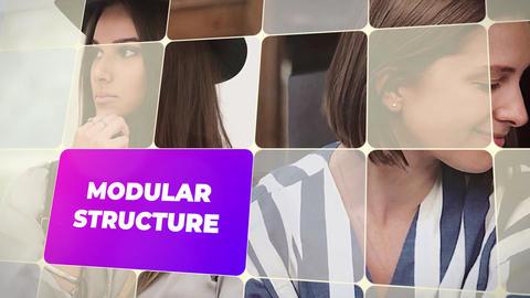 Multiframe Slideshow Premiere Proテンプレート