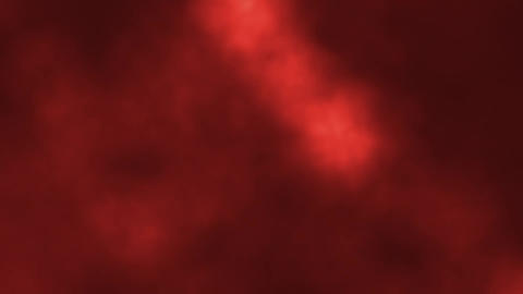 Red Stage Smoke Fog Loopable Motion Graphic Background Animation