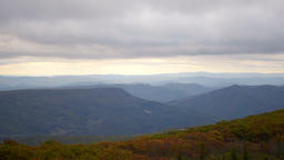 Bear Rocks valley overlook, Dolly Sods, West Virginia ビデオ