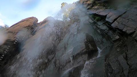 Near the waterfall GIF