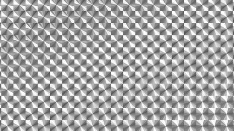 ホログラムシートのテクスチャ(ループ可能)-チェック/等速/モノクロ CG動画