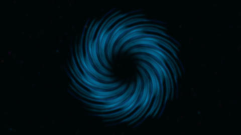 Isolated vortex on background.Whirlpool animation.Wave ornate CG動画素材