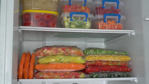 Freezing And Storing Fruits And Vegetables Live Action