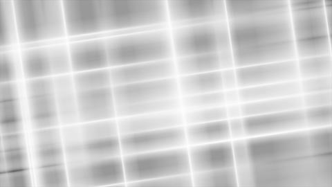 Grey and white abstract smooth stripes video animation CG動画素材