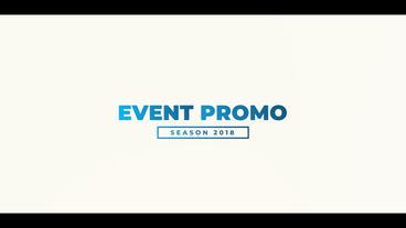 Event Promo Premiere Proテンプレート