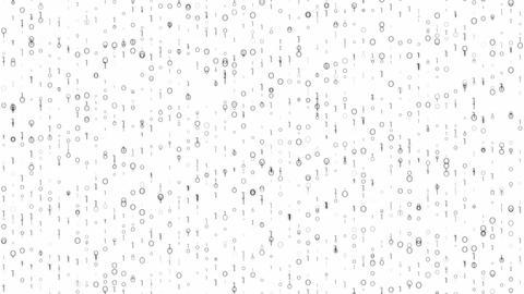 Digi0101 - Detailed Bright Digital Video Background Loop Animation