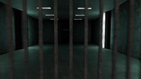 4K Old Worn Out Super Criminal Prison Cell Lockup Scene v4 1 Animation