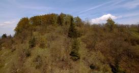 4K Aerial, Bavarian Landscapes, Germany Footage