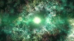 Supernova - Crab Nebula Formation Animation