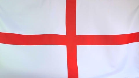 Flag of English soccer Live Action