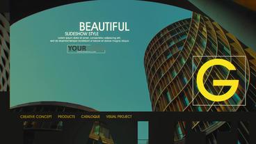 Elegant Architecture Slideshow 애프터 이펙트 템플릿
