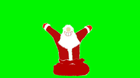 Santa Claus Animation