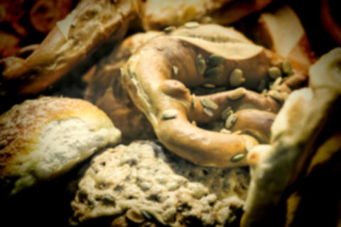 Blur, Street food, Fresh bakery, street shop, bakery food Photo