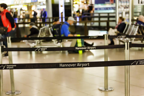airport, Hannover, Germany, Hannover Airport, airport waiting フォト