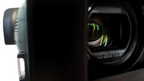 Camcorder Footage