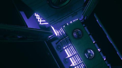 Purple Power Core GIF
