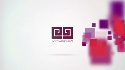 Light Corporate Logo After Effects Template