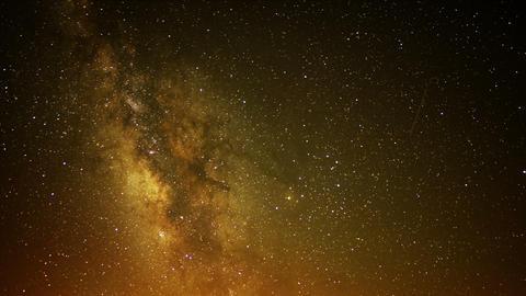 Volcanic Rock Formation LM08 Timelapse Lyrids Meteor Shower Milkyway Footage