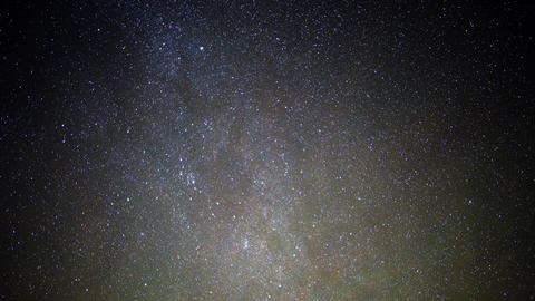 Taurids Meteor Shower 03 Milky Way Time Lapse Mojave Desert Live Action