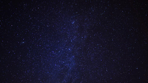 Monument Valley Milkyway 14 Time Lapse Footage