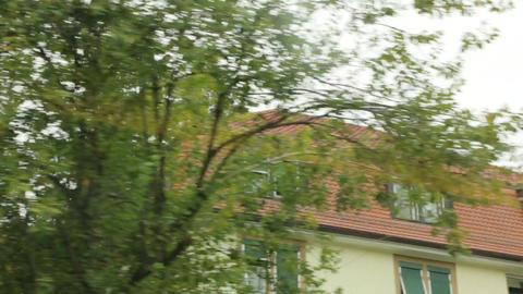 Colorful Windows Balconies Of Houses ビデオ