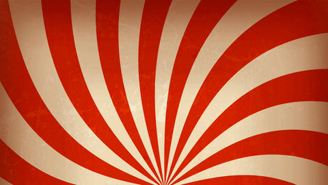 Circus carnival Background Rotation Loop Animation