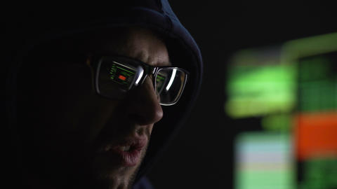 Amateur trying to hack websites but access is denied, unfortunate failure Live Action