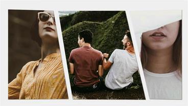 Photo Slideshow Plantilla de After Effects