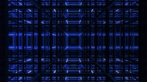 Matrix Cube World 01-A Animation