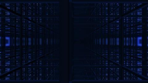 Matrix Cube World 02-A Animation