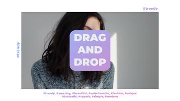 Trendy Fashion Media Opener Premiere Pro Template