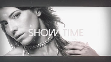 Fashion Slideshow Opener After Effectsテンプレート