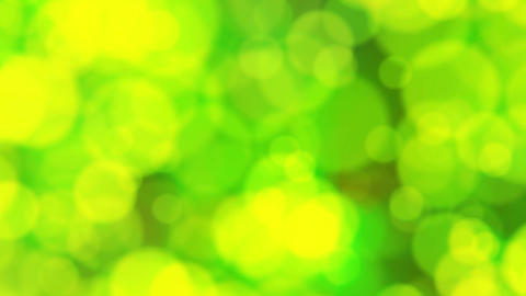 Abstract Blurry Circles Background Loop Animation