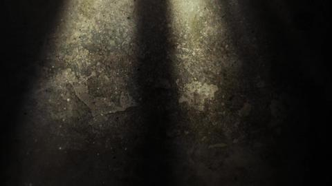 Thriller Movie Credits Background Loop Animation