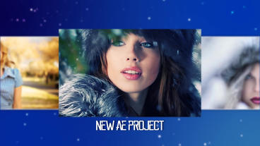 Modern Photo Slideshow After Effects Template