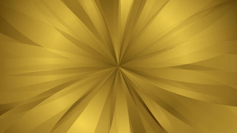 Gold Flower Background Animación