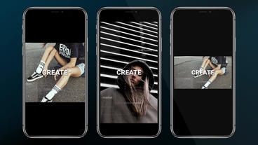 Rock It Insta After Effects Template