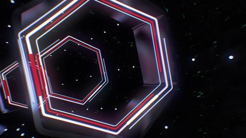 [alt video] VJ Loop Tunnel 02