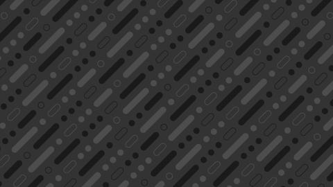 Black tech abstract minimal pattern video animation Animation