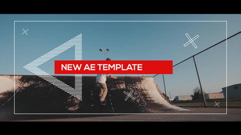 Sport Opener After Effects Template