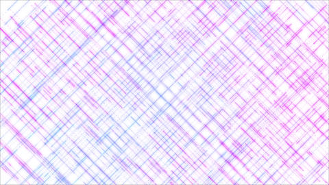 Abstract Background With Lines Loopable Animation